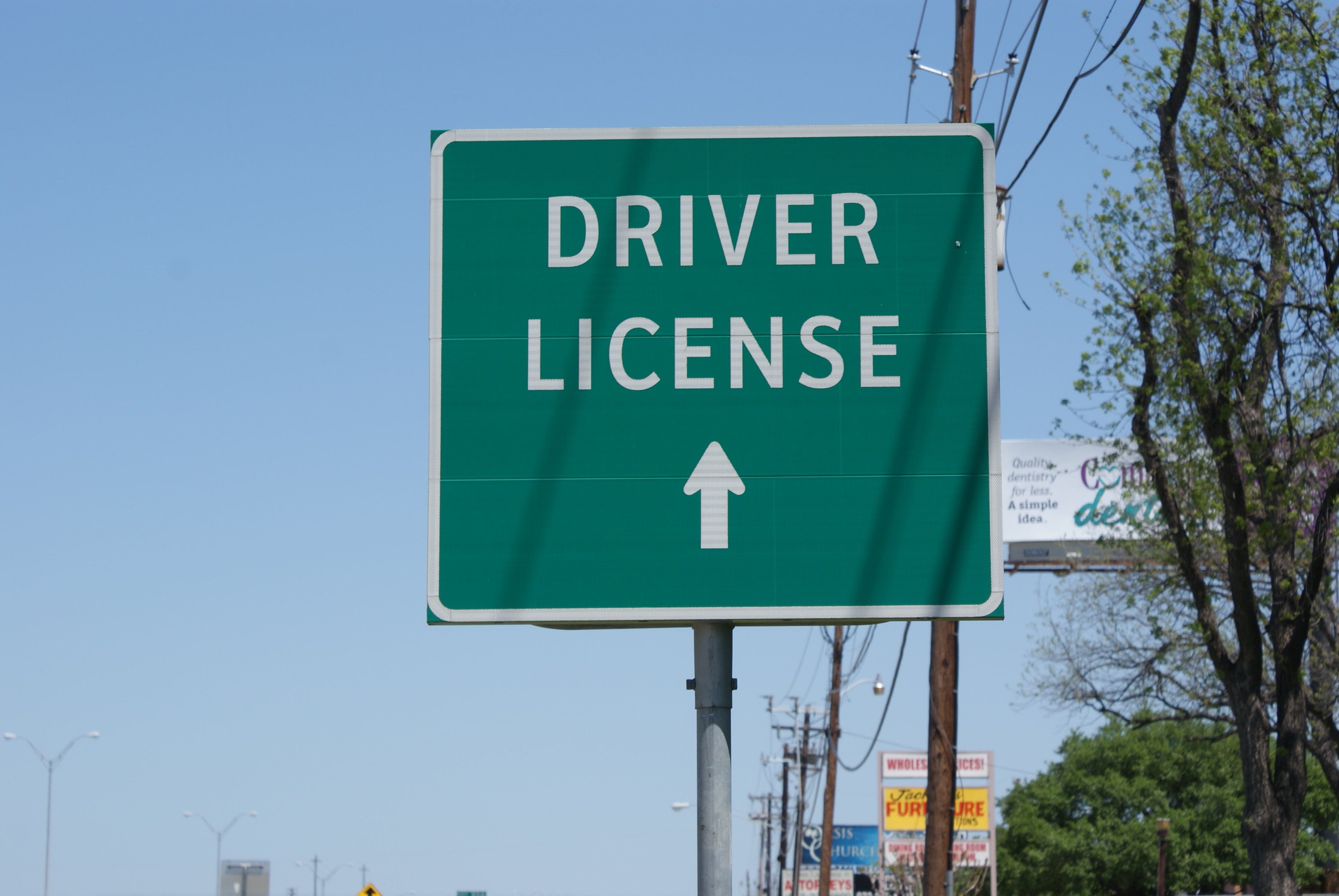 occupational drivers license denton county